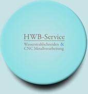 HWB Service Wasserstrahlschneiden - Logo